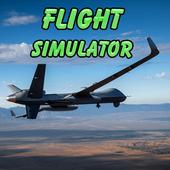 Flight Simulator 3D Drone icon