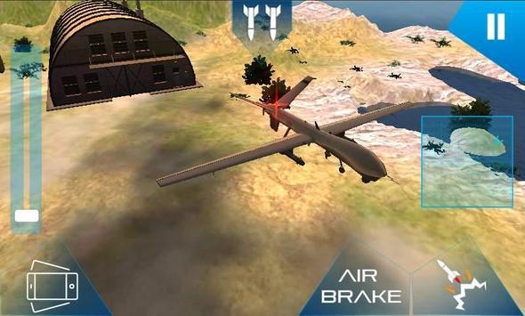 Flight Simulator 3D Drone poster