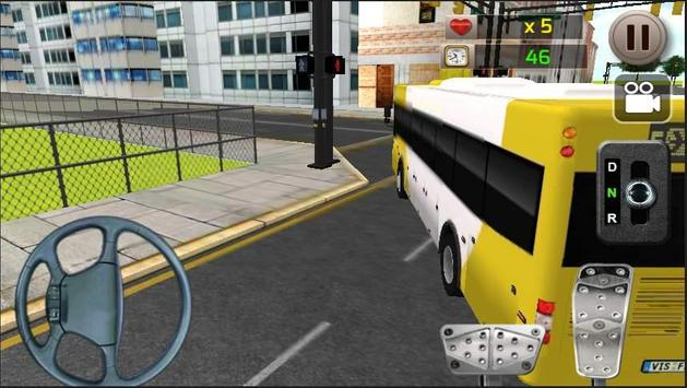 Real Bus Parking 3D screenshot 4