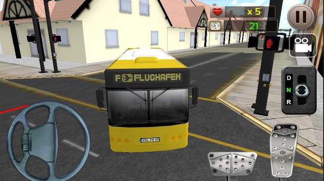 Real Bus Parking 3D screenshot 5