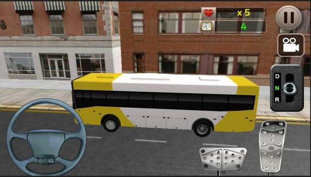 Real Bus Parking 3D screenshot 2