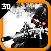 Sniper Counter Strike 3D icon