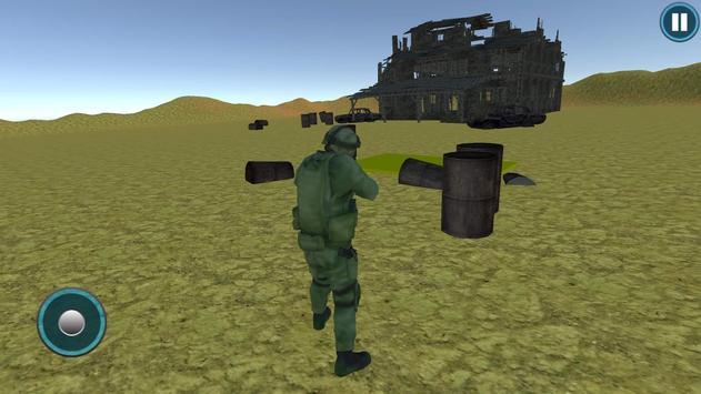 Sniper Counter Strike 3D apk screenshot