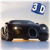 Sports Car Driver 3D icon