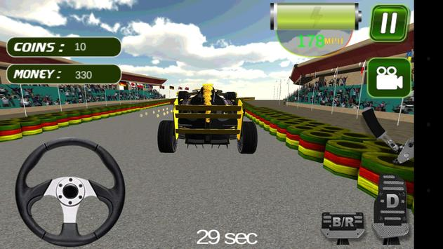 Sports Car Driver 3D screenshot 2