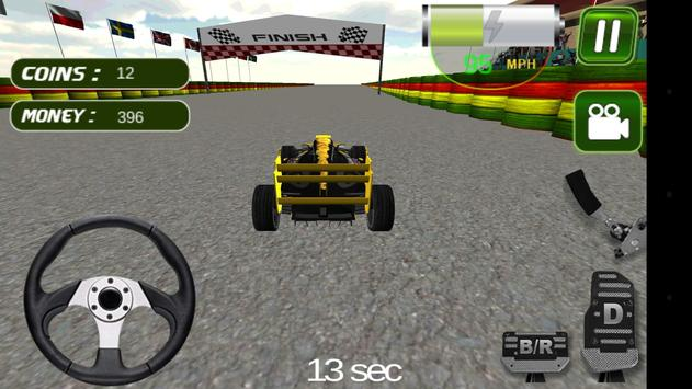 Sports Car Driver 3D screenshot 4