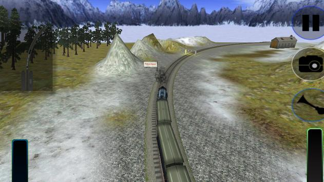 Speed Train Simulator 3D screenshot 10