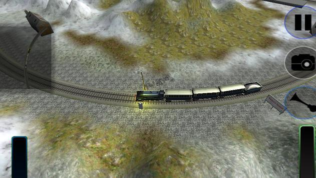 Speed Train Simulator 3D screenshot 11