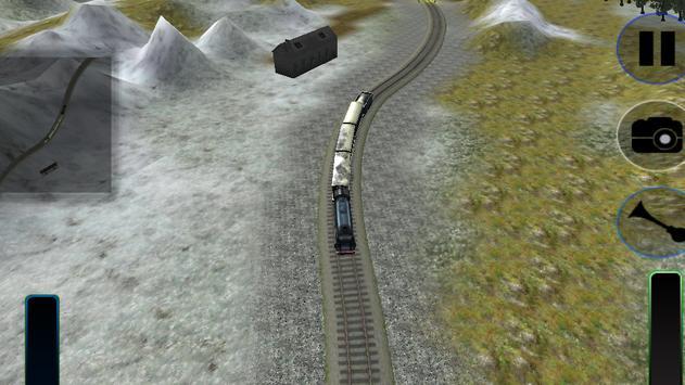 Speed Train Simulator 3D screenshot 12