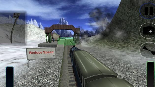 Speed Train Simulator 3D screenshot 13