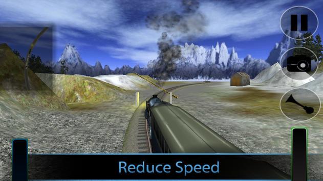 Speed Train Simulator 3D screenshot 6