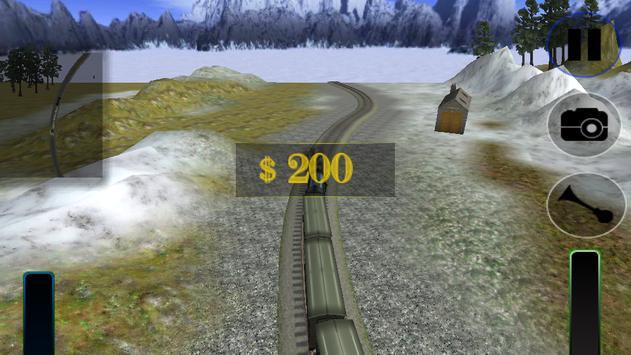 Speed Train Simulator 3D screenshot 9
