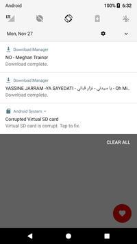 MpThree SongsCloud Downloader & Player apk screenshot