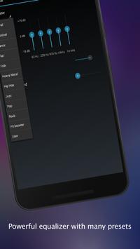 MP3 player - Music player apk screenshot