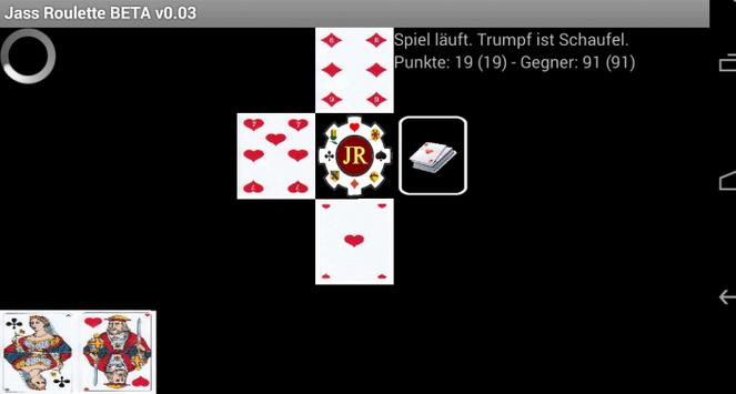 Jass Roulette screenshot 3
