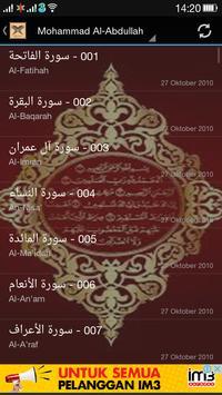 Murottal Qur'an Mp3 apk screenshot