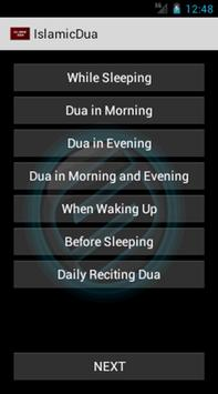 Islamic Dua apk screenshot