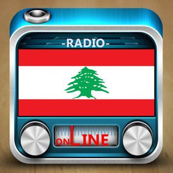 Lebanon Radio Tv Avol Arabic poster