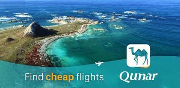 Qunar - Find cheap flights