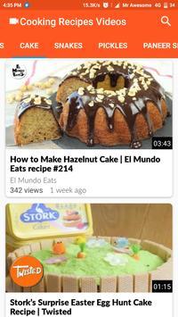 Cooking Recipes screenshot 3
