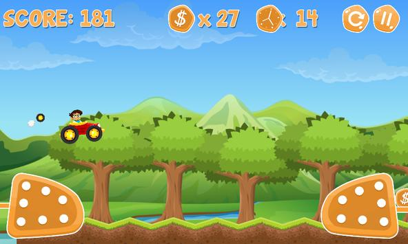 Hamidou racing Adventure screenshot 4
