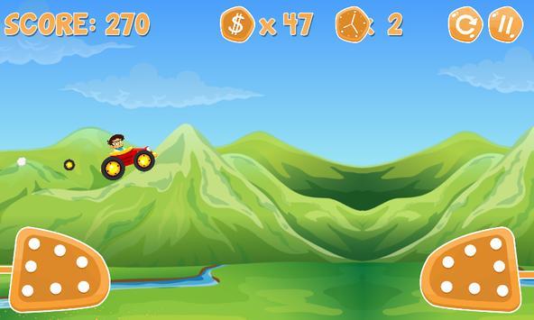 Hamidou racing Adventure screenshot 5