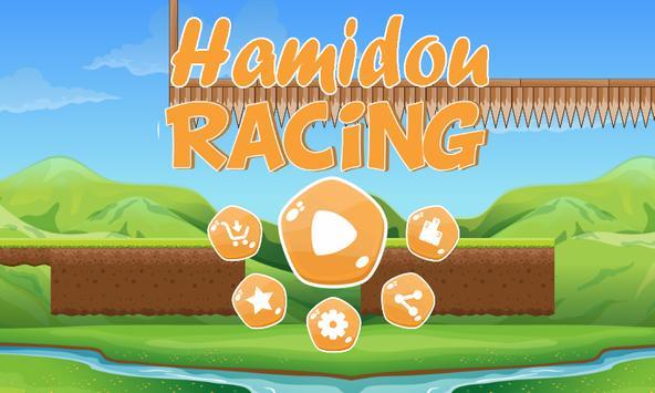 Hamidou racing Adventure poster