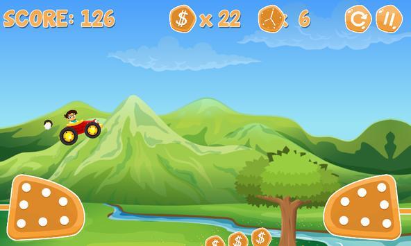 Hamidou racing Adventure screenshot 2