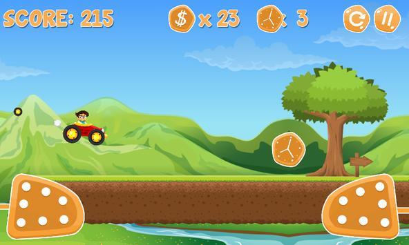 Hamidou racing Adventure screenshot 3