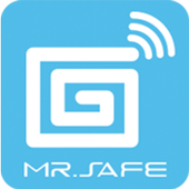 Mr.Safe blue tooth tracker icon