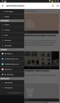 San Marino News24 apk screenshot