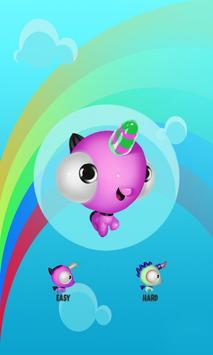 Flappy Unicorn Free poster
