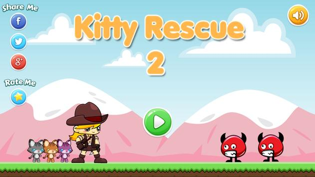 Kitty Rescue 2 poster