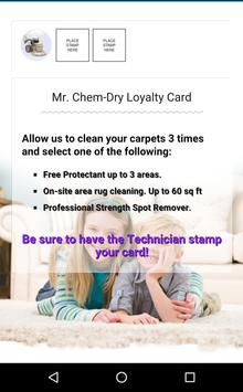Mr. Chem-Dry apk screenshot
