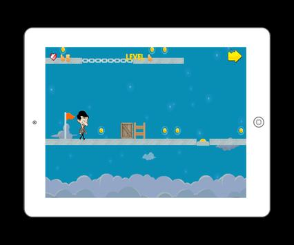 Mr Cean Run Adventure apk screenshot