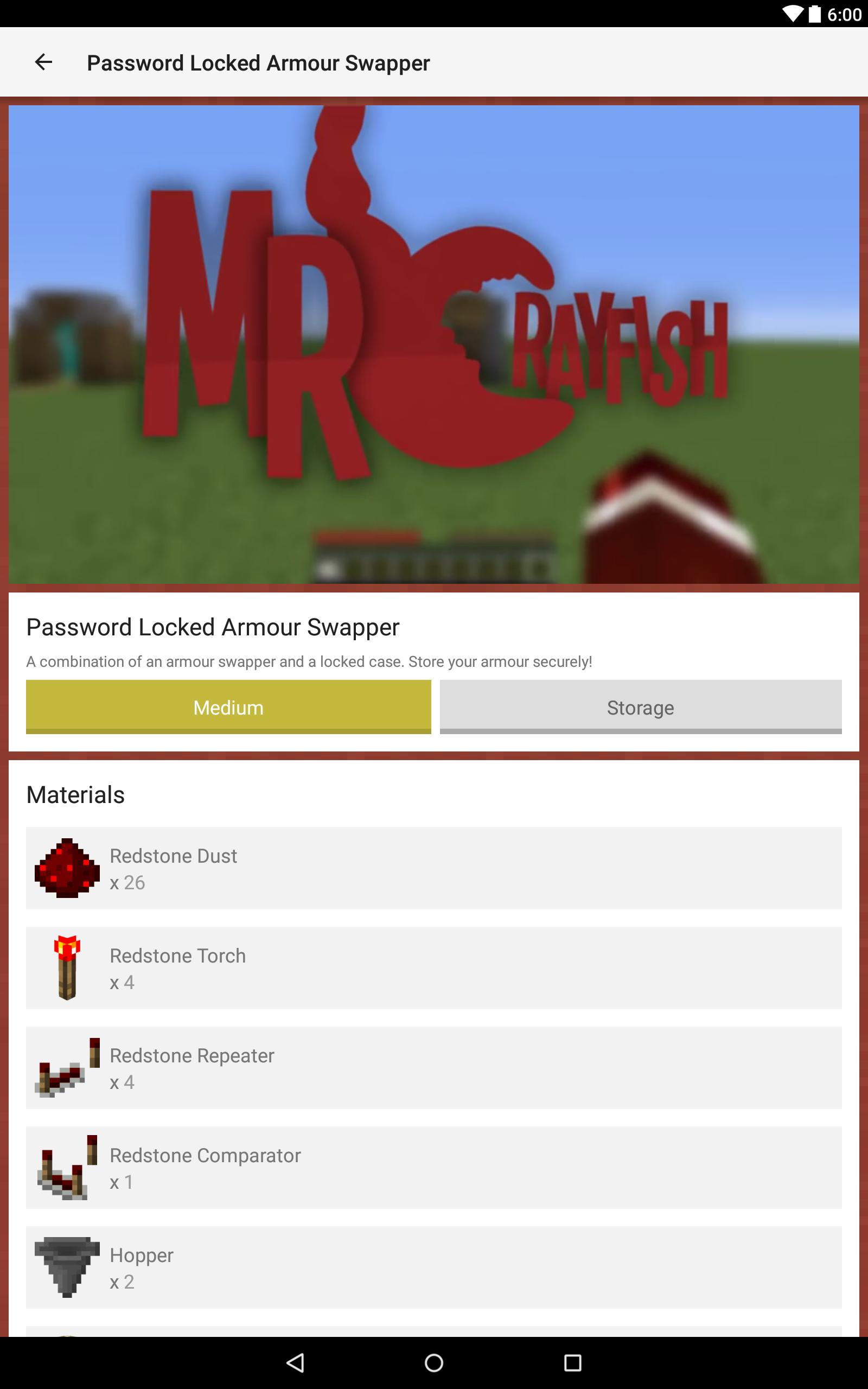 The Redstone Hub for Android - APK Download
