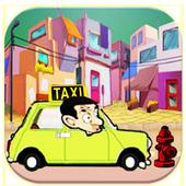 Mr-drive-Taxi City icon