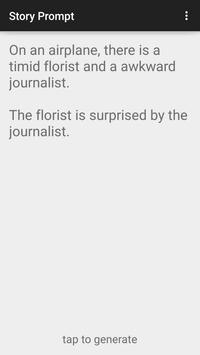 Story Prompt screenshot 2