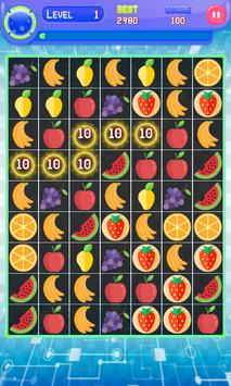 Fruit match 3 mania apk screenshot