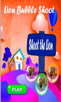 Save the Lions - Free Match & Pop Bubble Game poster