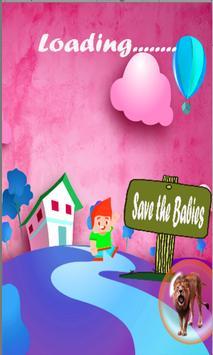Save the Lions - Free Match & Pop Bubble Game apk screenshot