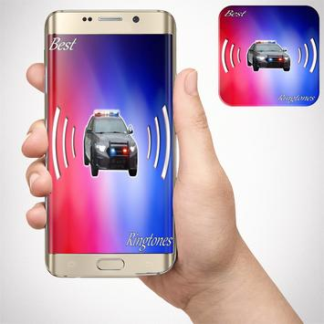 Best  Police  Ringtones 2017 apk screenshot