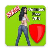 Unlimted Free VPN Security icon