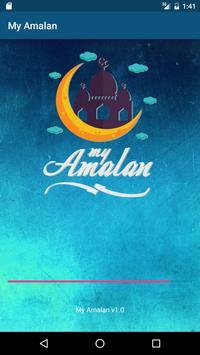 My Amalan poster