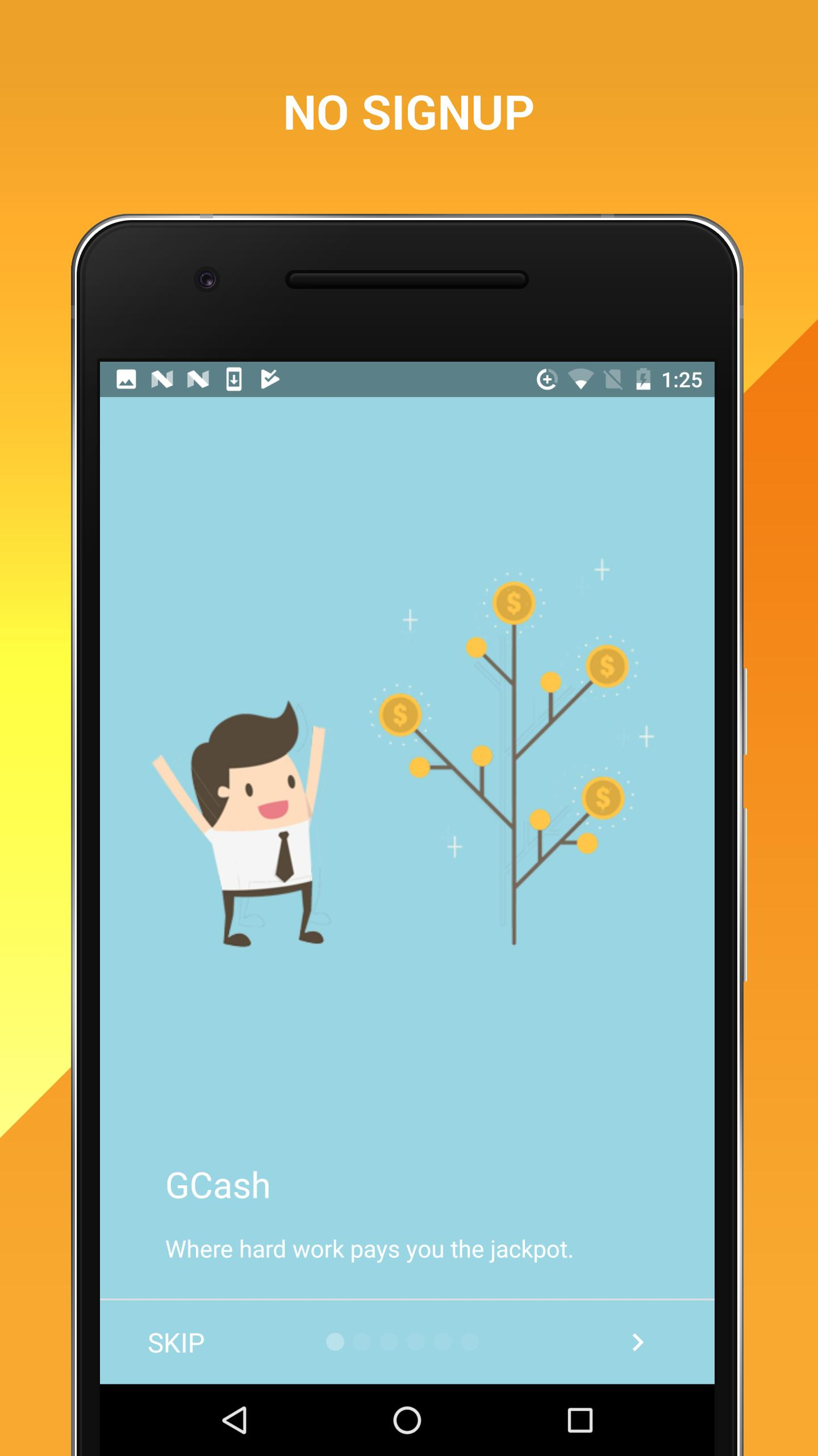 Gcash - Simply Earn Cash for Android - APK Download
