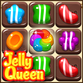 Jelly Queen(3Match) icon