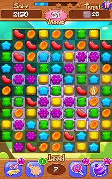 Jelly Queen(3Match) screenshot 11