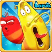 Larva Heroes icon