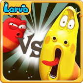 Larva Heroes: Battle League icon