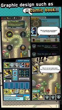 Small Defense : Hero Comics apk screenshot